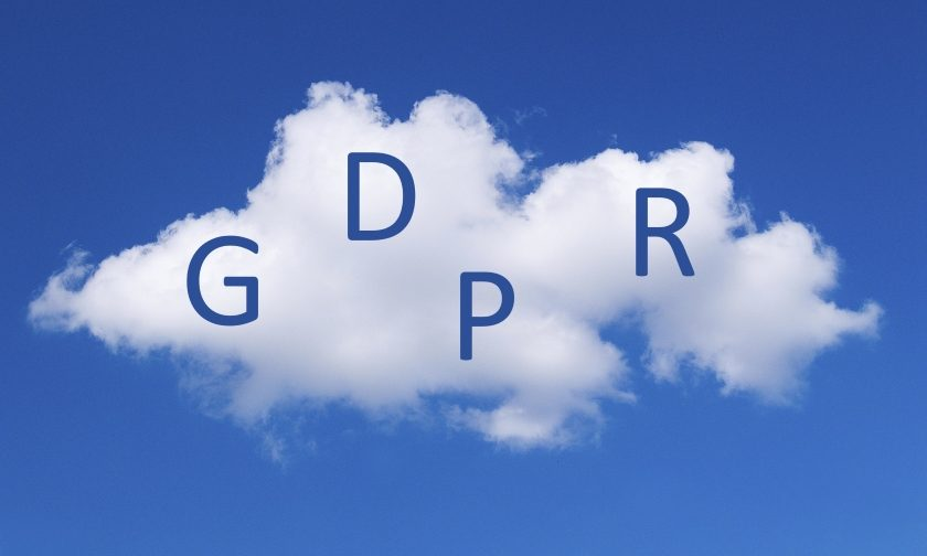 GDPR cloud
