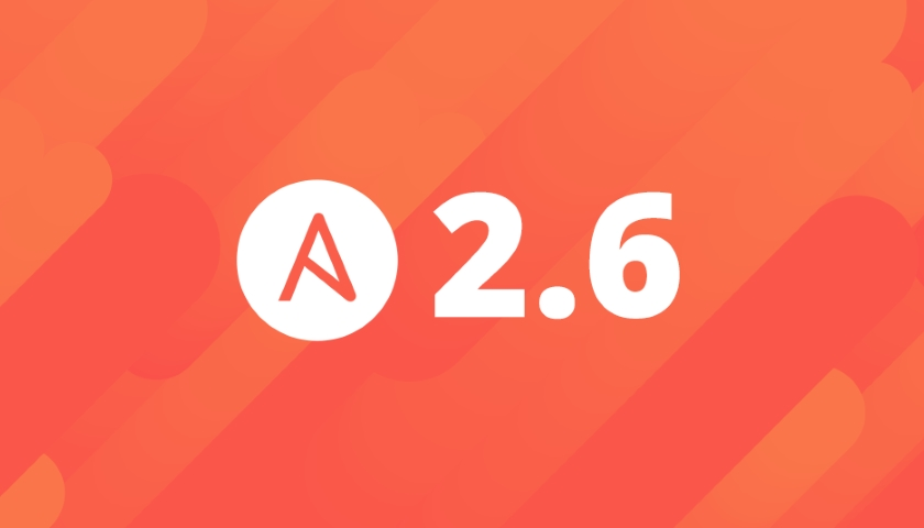 ANSIBLE 2.6