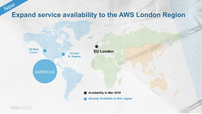 AWS EU London