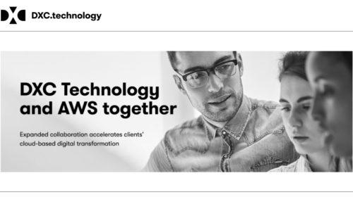 AWS a DXC Technology spojují síly