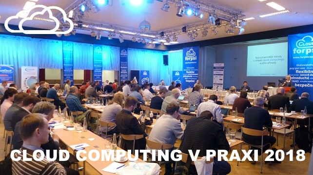 CLOUD COMPUTING V PRAXI 2018