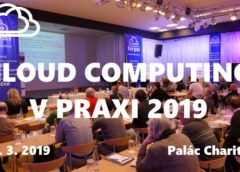 CLOUD COMPUTING V PRAXI 2019