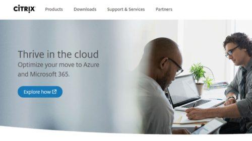 Citrix se stává Microsoft Direct poskytovatelem cloud služeb