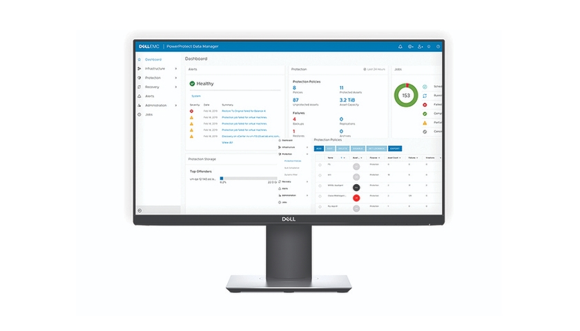 Dell EMC PowerProtect Software