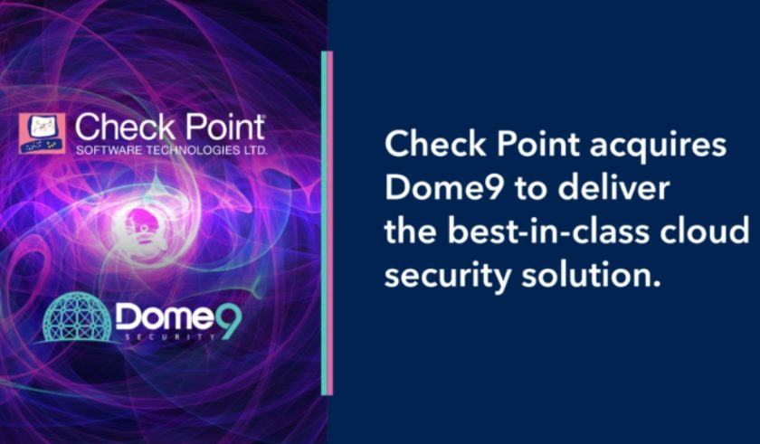 Dome9 Check Point