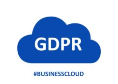 GDPR business cloud