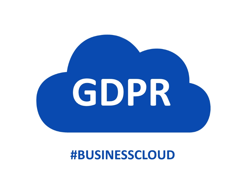 GDPR business cloud