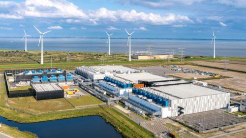 Google Cloud napájí 100% obnovitelné energie