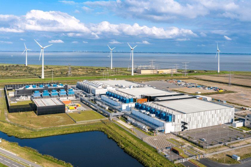 Google Eemshaven data centre