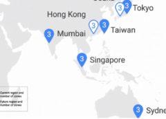 Google cloud platform Singapore