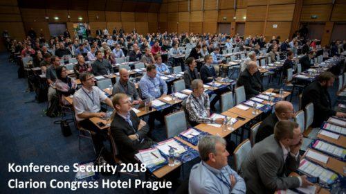 26. ročník Konference Security