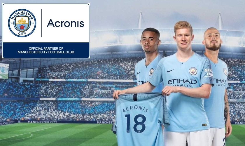 Manchester City Acronis