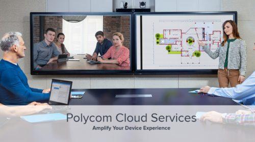 Nová platforma Polycom Cloud Services