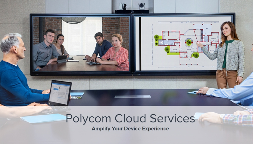 Polycom Cloud Services