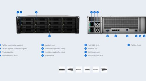 RackStation RS2818RP+ Synology Inc