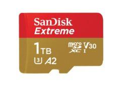 SANDISK EXTREME® microSD™ UHS-I CARD