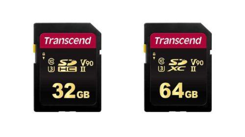 Rychlé karty TRANSCEND řady 700S pro fotografy a kameramany
