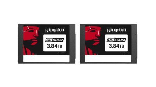Nové SSD disky řady Data Center 500