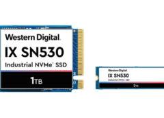 SSD disk průmyslové třídy IX SN530 NVMe