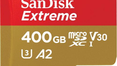 Nejrychlejší karta microSD UHS-I
