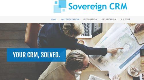 Ness Digital Engineering získal společnost Sovereign CRM