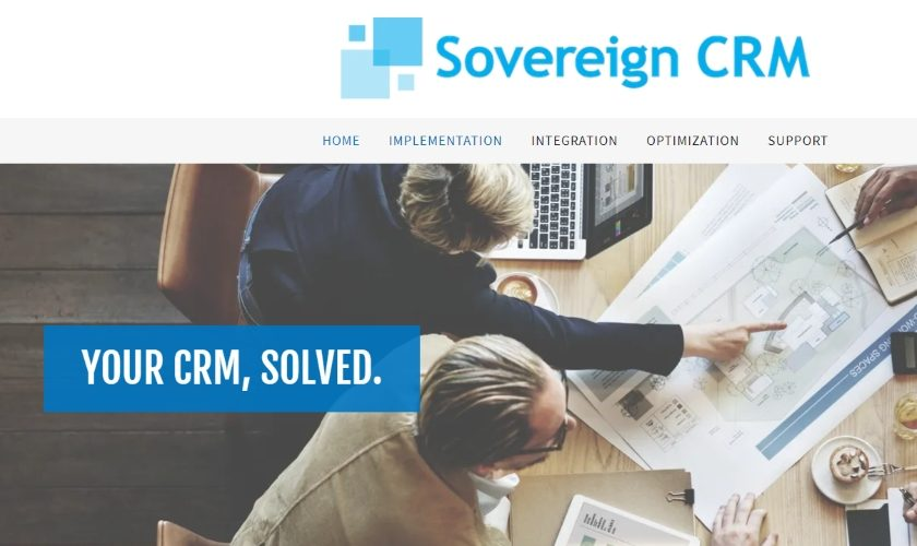 Sovereign CRM
