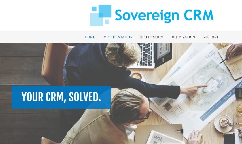 Sovereign CRM
