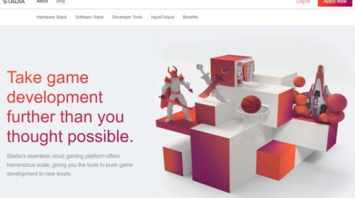 Google oznamuje službu Stadia pro streamování videoher