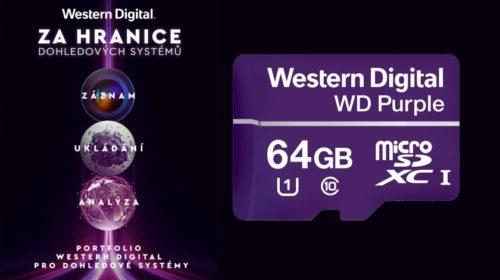 Speciální microSD karta