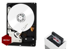 WD RED recenze