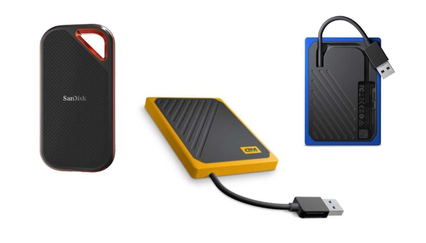 WD SanDisk SSD