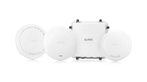 Zyxel rozšiřuje portfolio cloudových produktů Nebula o šest přístupových bodů