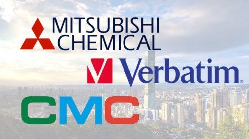 Mitsubishi Chemical prodává Verbatim společnosti CMC Magnetics
