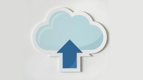 cloud move