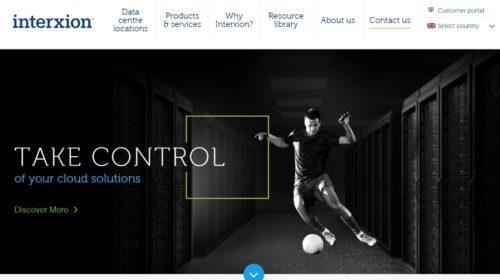 Interxion představuje přímé propojení s platformou Google Cloud Platform