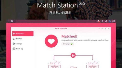 Match Station beta, aplikace pro bezpečné randění