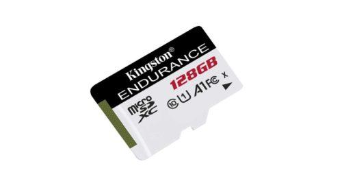 Nové microSD karty High Endurance