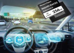 paměť Western Digital EFD 3D TLC NAND 256 GB e.MMC