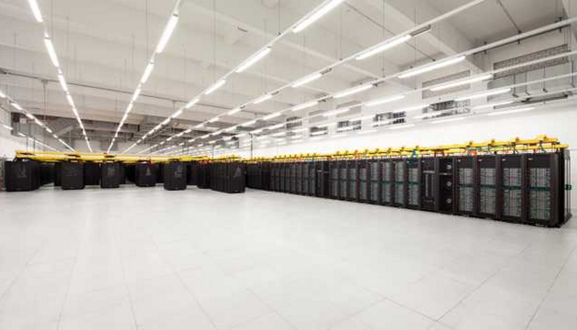 superpočítač ke cloudové spolupráci