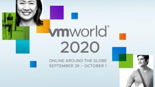 VMworld 2020 bude digitálně